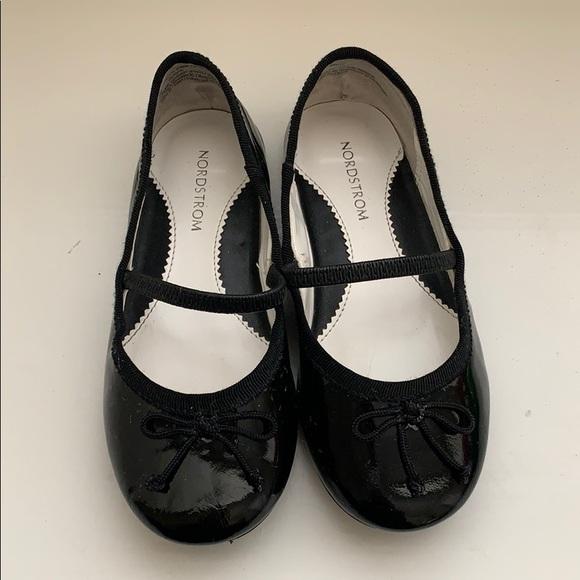 Toddler Girls Shoes Nordstrom Blk 9m